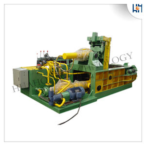 Hydraulic Waste Metal Baler Machine pictures & photos