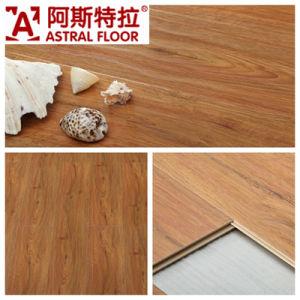 AC3/AC4 Waterproof (U-groove) Wave Embossed Surface Oak Laminate Flooring (AB9960) pictures & photos