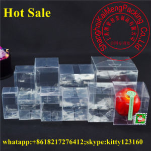 Top Quality Transparent Clear Pet Plastic Box Walmart for Sale