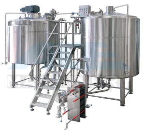 Food Grade? Stainless Steel 304 Beer Equipment/Beer Bright Tank (ACE-FJG-R9) pictures & photos