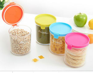 Wholesale Customizable Shape Environment-Friendly Food Cosmetic Plastic Jar pictures & photos