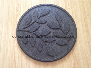 Flower Raised Rubber Garden Step Stones pictures & photos