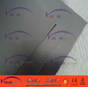(KL1002) Reinforced Compressed Graphite Gasket Sheet pictures & photos