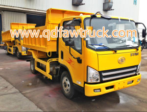 Brand New FAW Light Sand Tipper pictures & photos