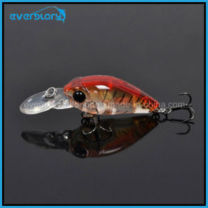 Hot Mini Swinger Crank Hard Fishing Lures China 35mm 3.8g Crankbait Bkk Hook Depth 1.6-2m Carp Fishing Tackle pictures & photos