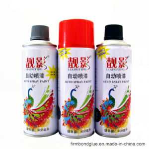 Super Gloss High Quality Chrome Effect Spray Paint pictures & photos