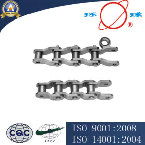 Heavy Duty Cranked-Link Transmission Chains (2010, SS40SL) pictures & photos