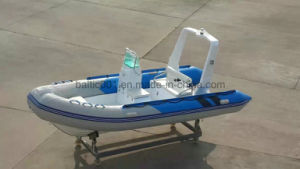Plastic Fish Boat Yacht for Sale Rib 470 Ce pictures & photos