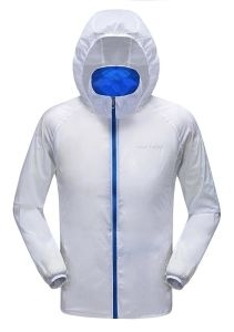 Adults Unisex Summer Softshell Skin Jacket, Anti UV, Ultra Thin, Light Weight