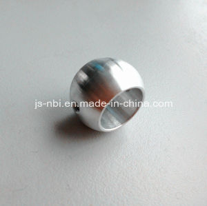 Machined Ball From 6061-T6 Aluminum pictures & photos