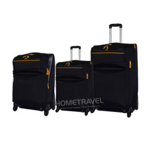 New Luggage Bag with Zipper Pockets Designed on Sides pictures & photos