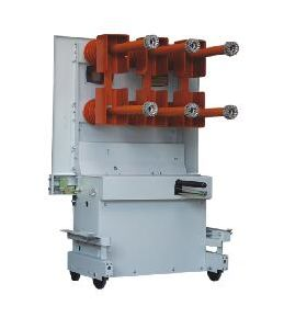 Zn85/Vd4 Series (40.5kV) Auxiliary Withdrawable Trolley Indoor Type with Fuse Protector Trolley pictures & photos
