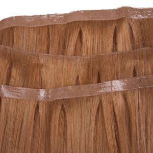 Seamless PU Skin Weft Human Hair Extension pictures & photos