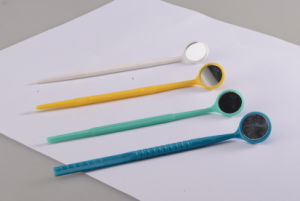 Disposable Dental Mirror for Tooth Check and Treatment pictures & photos
