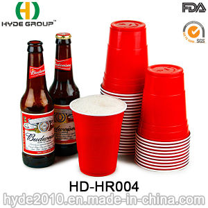 Hot Sale Promotion Plastic Red Solo Cup for Party (HD-HR004) pictures & photos