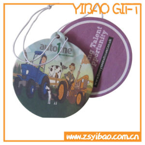 Custom Printing Car Air Freshener with Long Last Fragrance (YB-AF-09) pictures & photos