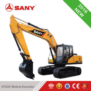 Sany Sy220c Medium Sand Well Digging Machine Excavator pictures & photos