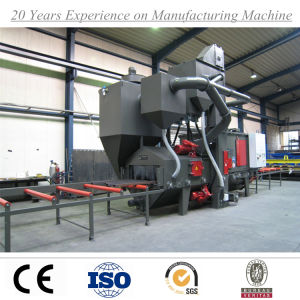 H Beam Shot Blasting Machine with ISO BV SGS pictures & photos
