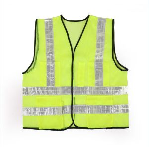 Reflectie Vest with Reflector Sheeting (TR-BX-014)
