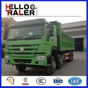 HOWO 8X4 Heavy Dumper Truck/ 60t Tipper Truck pictures & photos