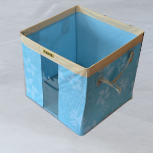 Foldable Laundry Dirty Clothes Box pictures & photos
