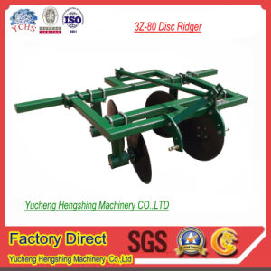 Farm Tractor Drawn Disc Ridger Plough with High Working Efficiency pictures & photos