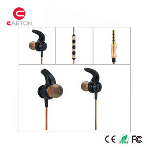 Metal Case Headphones Mobile Phone Accessories Earphones for MP3/MP4 pictures & photos