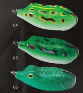 Double Hook Frog Lure Soft Lure pictures & photos