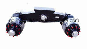 Trailer Parts Use Rigid Trailer Suspension pictures & photos