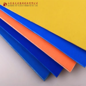 PVC Rigid Sheets Manufacture (shandong JTC) 0.3-60mm pictures & photos