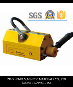 Permanent Magnetic Lifter for Lifting and Transporting-3 pictures & photos