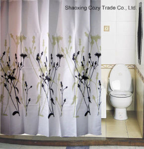 Hot Sale Waterproof Curtain in Bathroom pictures & photos