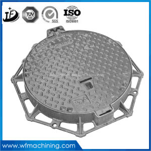 Good Quality Heavy Duty Ductile Iron Manhole Cover for Drainage/Manholr/Manholes/Sewer Hole/Frame Cover/Driveway Drain Cover pictures & photos