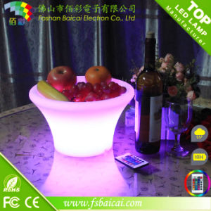 Waterproof LED Ice Bucket Bcr-916b pictures & photos