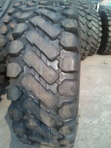 """Z"" Block Pattern Tire (20.5-25 23.5-25 26.5-25) OTR Tire for Loader, Grader pictures & photos"