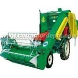 Farm Machinery Grain Combine Harvester Machine (4LD-2.0)