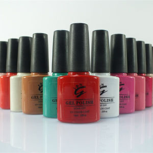 Good Fluency Appealing 134 Colors Gel Polish 2015 pictures & photos