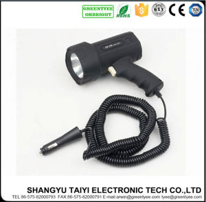 High Quality 5W LED Lithium-Ion Rechargeable Spotlight pictures & photos