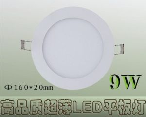 Surface Mounted Aluminum LED Panel Light pictures & photos