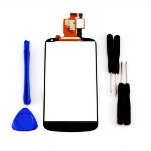 LCD Display Touch Digitizer Screen Assembly for Google Nexus 4 pictures & photos