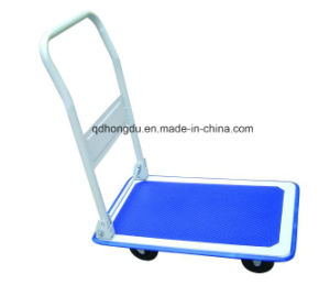 Hot Sale Plastic Hand Trolley/Tool Cart pictures & photos