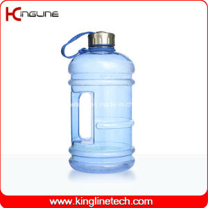 2.2L Plastic Water Jug Wholesale BPA Free with Handle (KL-8004) pictures & photos