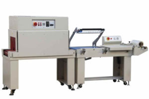 Semi-Auto Shrink Wrapping Machine/ Shrink Package Machine pictures & photos