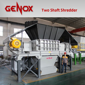 Two Shaft Shredder / Rotor Shear (X1600) pictures & photos