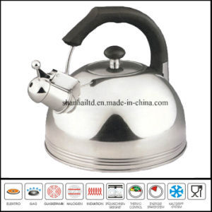 5.0L Stainless Steel Whistle Kettle Wk652 pictures & photos
