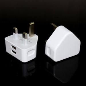 Hot Sale BS USB Power Adapter/USB Phone Charger/Portable Mobile Charger pictures & photos