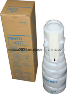 Compatible Konica Minolta Tn211 Toner Cartridges for Bizhub 200 250 282 Copier pictures & photos