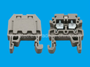 Newest UK Series DIN Rail Terminal Block Connector pictures & photos