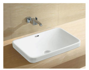 Modern Ceramic Artistic Basin (CB-45059)