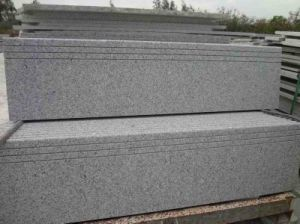 China Grey Granite Step pictures & photos